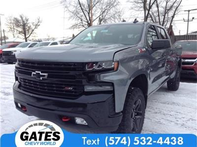 2020 Silverado 1500 Crew Cab 4x4, Pickup #M6232 - photo 1