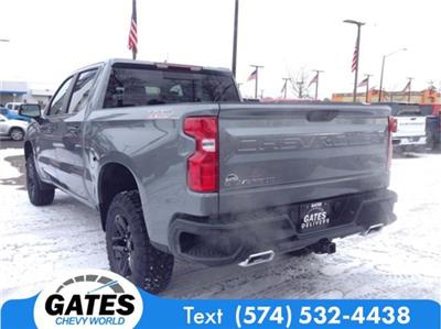 2020 Silverado 1500 Crew Cab 4x4, Pickup #M6232 - photo 2
