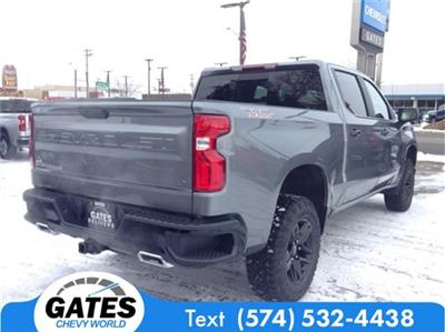 2020 Silverado 1500 Crew Cab 4x4, Pickup #M6232 - photo 4