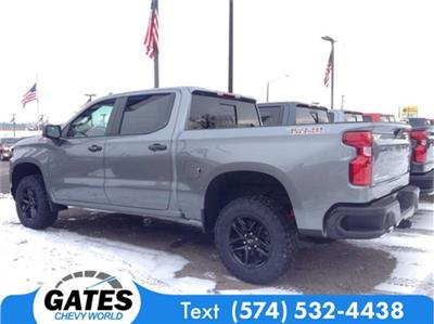 2020 Silverado 1500 Crew Cab 4x4, Pickup #M6232 - photo 5