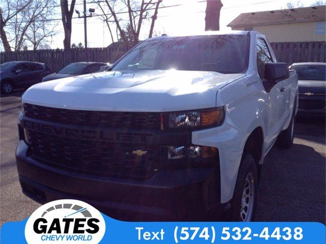 2020 Silverado 1500 Regular Cab 4x4, Pickup #M6242 - photo 1