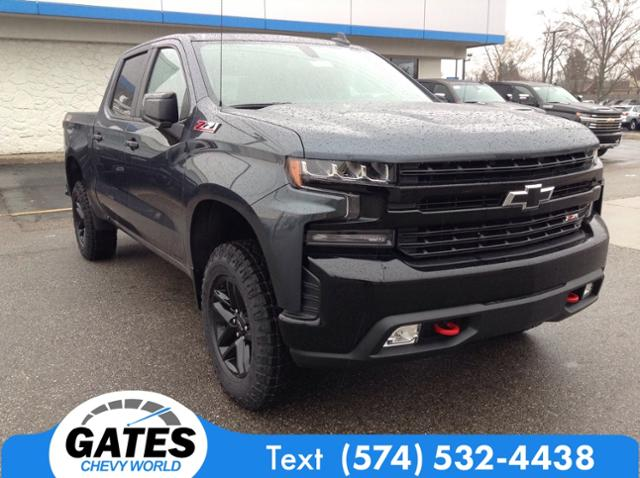 2020 Silverado 1500 Crew Cab 4x4, Pickup #M6255 - photo 3