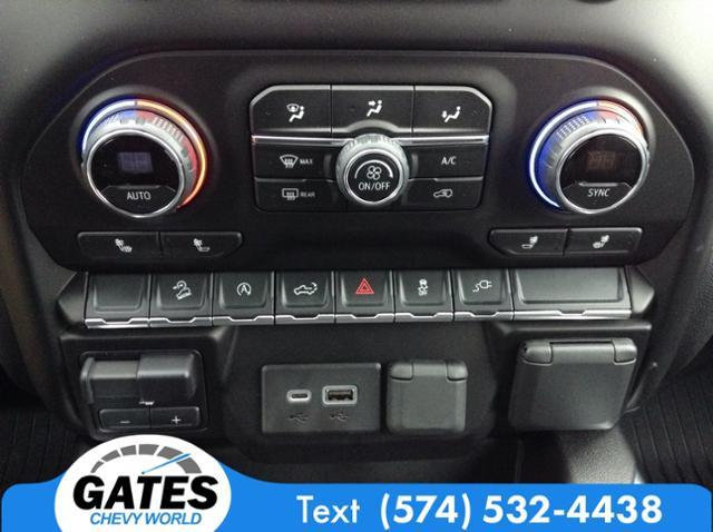 2020 Silverado 1500 Crew Cab 4x4, Pickup #M6255 - photo 11