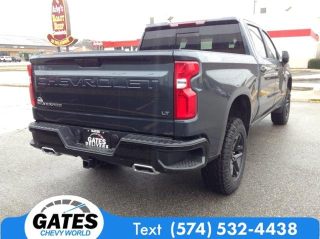 2020 Silverado 1500 Crew Cab 4x4, Pickup #M6255 - photo 4