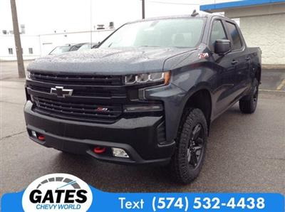 2020 Silverado 1500 Crew Cab 4x4, Pickup #M6255 - photo 1