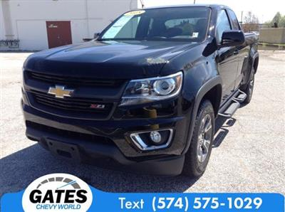 2015 Colorado Extended Cab 4x4, Pickup #M6256A - photo 4
