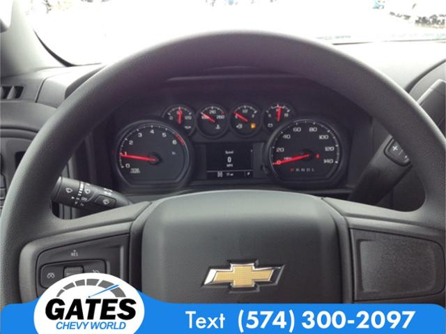 2020 Silverado 2500 Regular Cab 4x4, Pickup #M6266 - photo 11