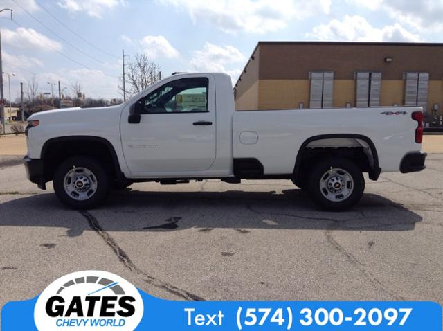 2020 Silverado 2500 Regular Cab 4x4, Pickup #M6266 - photo 5