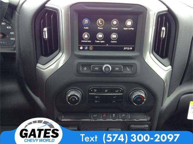 2020 Silverado 2500 Regular Cab 4x4, Pickup #M6266 - photo 8