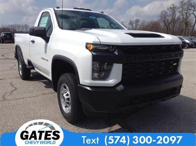 2020 Silverado 2500 Regular Cab 4x4, Pickup #M6266 - photo 3