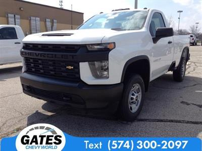 2020 Silverado 2500 Regular Cab 4x4, Pickup #M6266 - photo 1