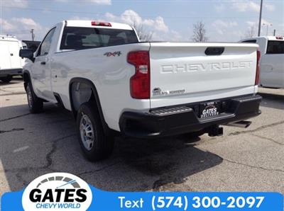 2020 Silverado 2500 Regular Cab 4x4, Pickup #M6266 - photo 2