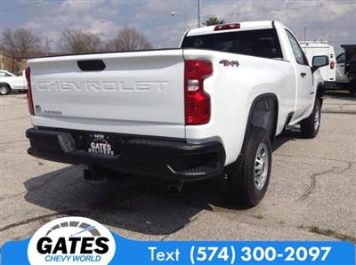 2020 Silverado 2500 Regular Cab 4x4, Pickup #M6266 - photo 4