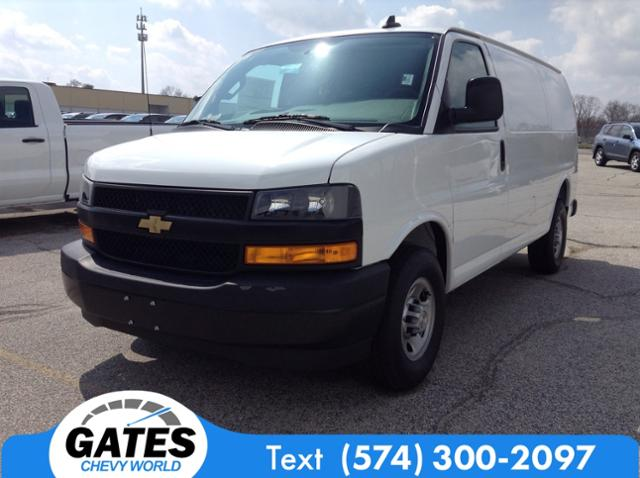 2019 Chevrolet Express 2500 4x2, Empty Cargo Van #M6276 - photo 1