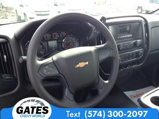 2020 Chevrolet Silverado 4500 Regular Cab DRW 4x2, Knapheide PGNB Gooseneck Platform Body #M6299 - photo 6