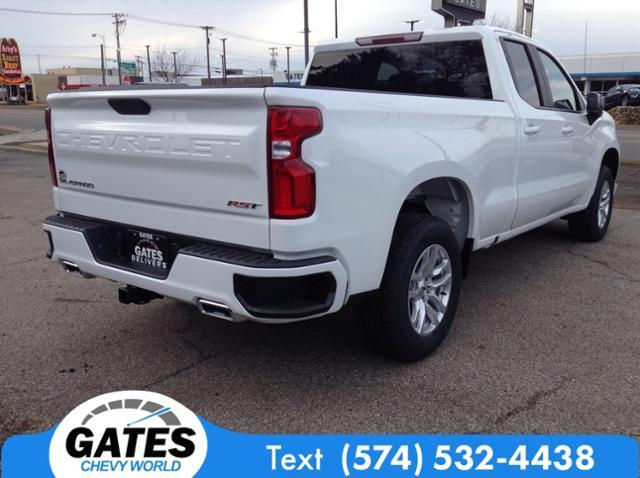 2020 Silverado 1500 Double Cab 4x4, Pickup #M6317 - photo 4
