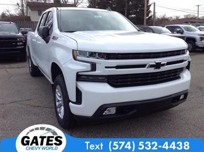 2020 Silverado 1500 Double Cab 4x4, Pickup #M6317 - photo 3