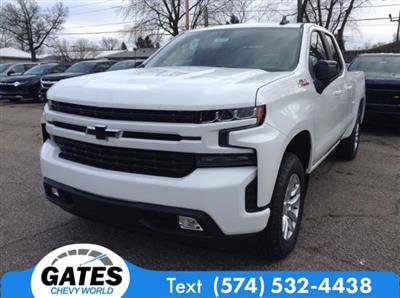 2020 Silverado 1500 Double Cab 4x4, Pickup #M6317 - photo 1