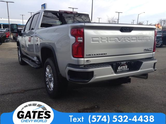 2020 Silverado 2500 Crew Cab 4x4, Pickup #M6336 - photo 1