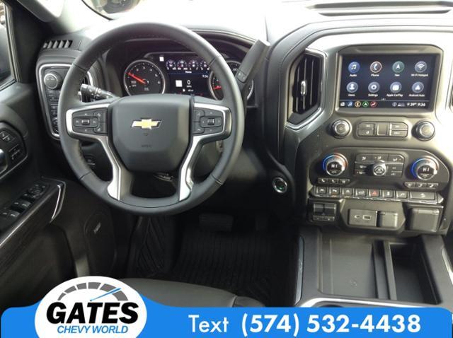 2020 Silverado 1500 Double Cab 4x4, Pickup #M6342 - photo 8