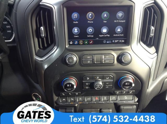 2020 Silverado 1500 Double Cab 4x4, Pickup #M6342 - photo 9