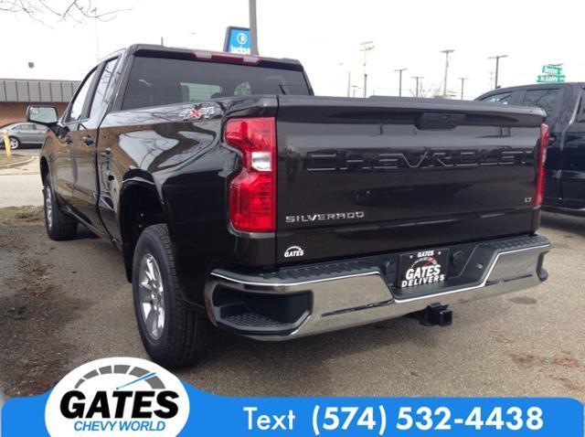 2020 Silverado 1500 Double Cab 4x4, Pickup #M6343 - photo 2