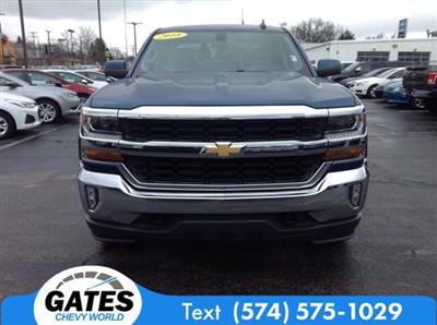 2018 Silverado 1500 Crew Cab 4x4, Pickup #M6352A - photo 3