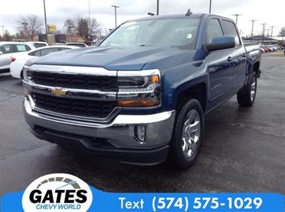 2018 Silverado 1500 Crew Cab 4x4, Pickup #M6352A - photo 4