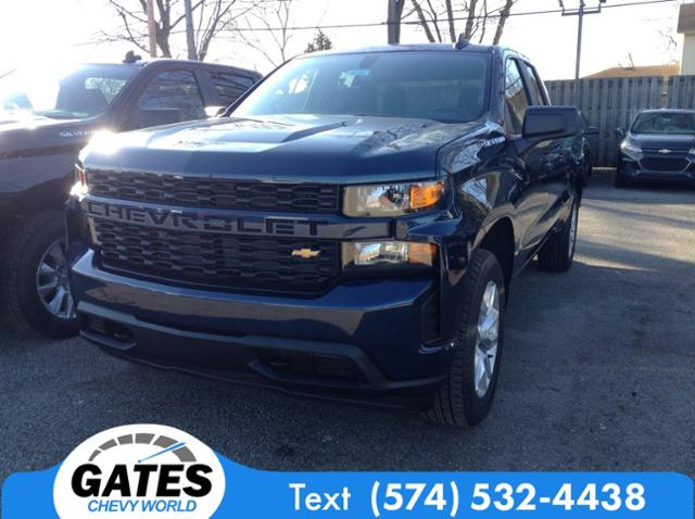 2020 Silverado 1500 Double Cab 4x4, Pickup #M6364 - photo 1