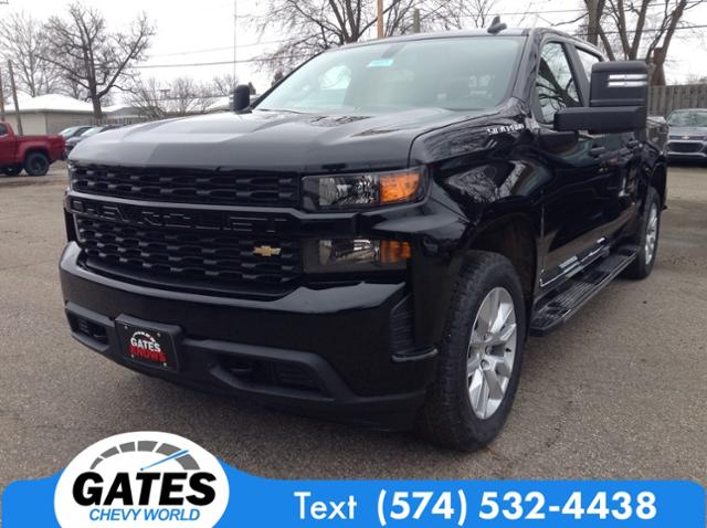 2019 Silverado 1500 Crew Cab 4x4, Pickup #M6371 - photo 1