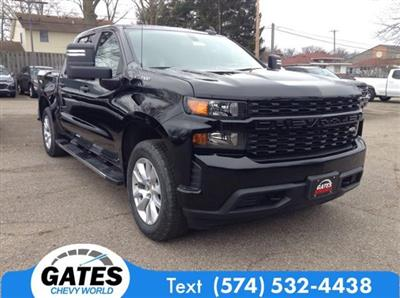2019 Silverado 1500 Crew Cab 4x4, Pickup #M6371 - photo 3