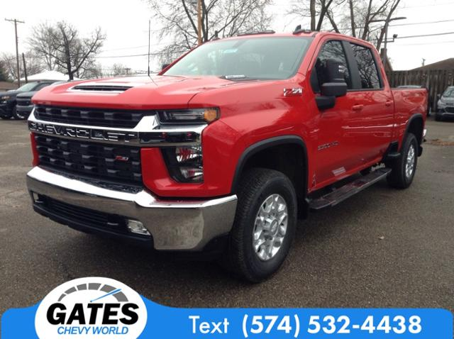 2020 Silverado 3500 Crew Cab 4x4, Pickup #M6372 - photo 1