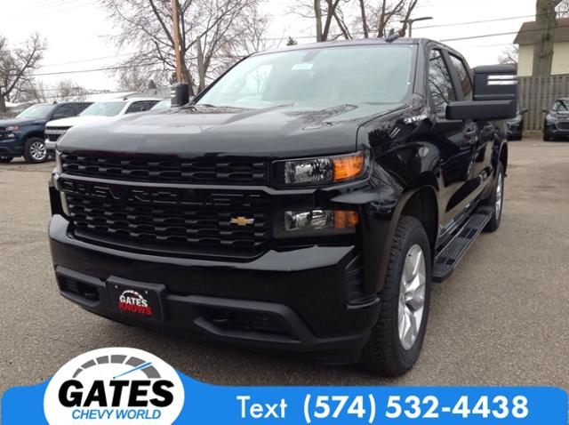 2019 Silverado 1500 Crew Cab 4x4, Pickup #M6382 - photo 1
