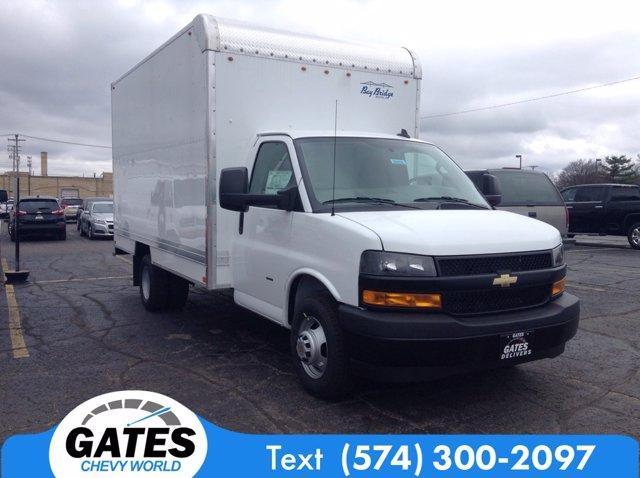 2020 Express 3500 4x2, Cutaway Van #M6408 - photo 3