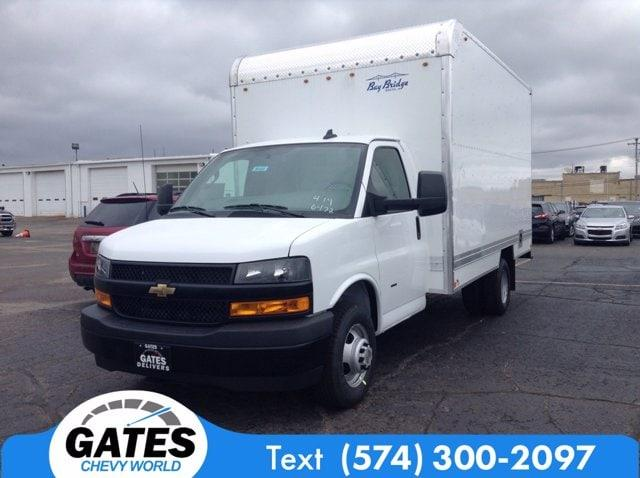 2020 Chevrolet Express 3500 RWD, Bay Bridge Cutaway Van #M6408 - photo 1