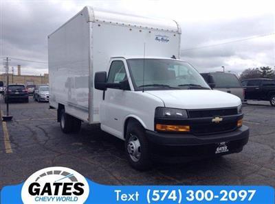 2020 Chevrolet Express 3500 4x2, Bay Bridge Cutaway Van #M6408 - photo 4