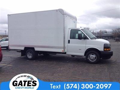 2020 Chevrolet Express 3500 4x2, Bay Bridge Cutaway Van #M6408 - photo 6
