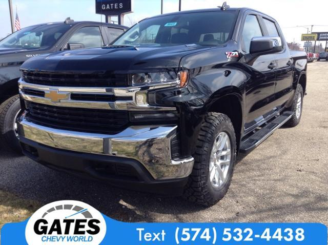 2020 Silverado 1500 Crew Cab 4x4, Pickup #M6423 - photo 1