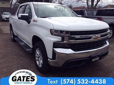 2020 Chevrolet Silverado 1500 Crew Cab 4x4, Pickup #M6441 - photo 3