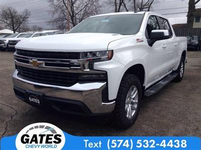 2020 Chevrolet Silverado 1500 Crew Cab 4x4, Pickup #M6441 - photo 1