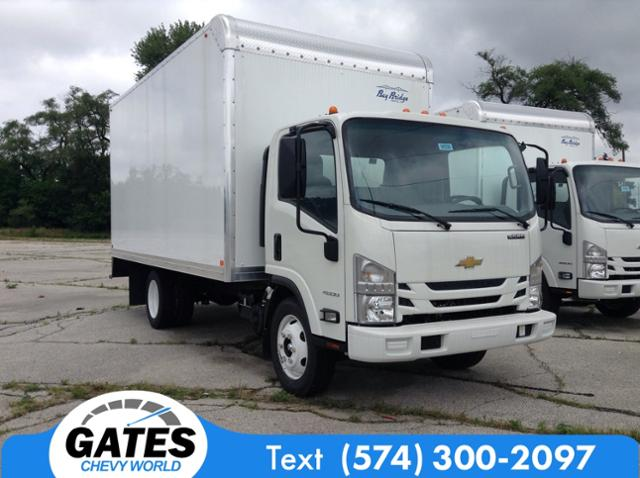2020 Chevrolet LCF 4500 Regular Cab RWD, Bay Bridge Dry Freight #M6535 - photo 3