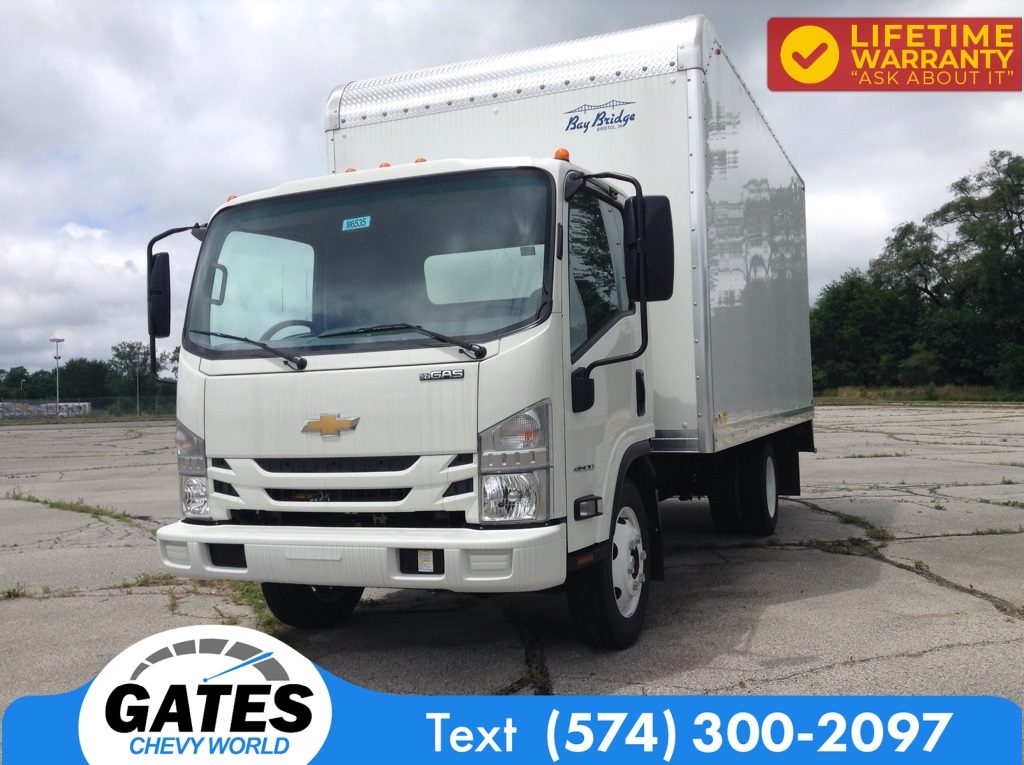 2019 Chevrolet LCF 4500 Regular Cab DRW 4x2, Bay Bridge Dry Freight #M6545 - photo 1