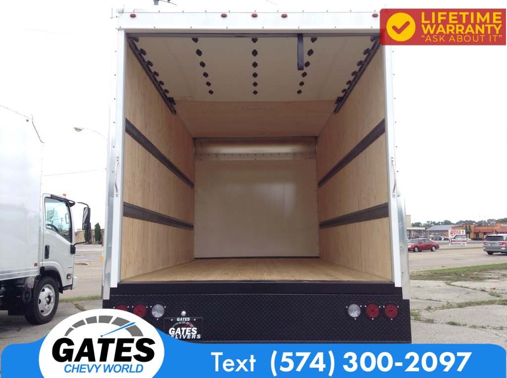 2019 Chevrolet LCF 4500 Regular Cab DRW 4x2, Bay Bridge Sheet and Post Dry Freight #M6545 - photo 6