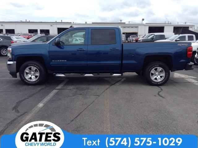 2017 Chevrolet Silverado 1500 Crew Cab 4x4, Pickup #M6548A - photo 5