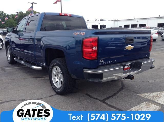 2017 Chevrolet Silverado 1500 Crew Cab 4x4, Pickup #M6548A - photo 2