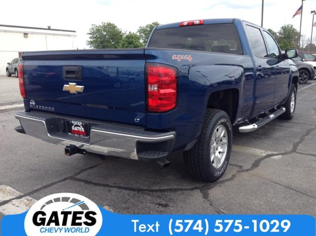 2017 Chevrolet Silverado 1500 Crew Cab 4x4, Pickup #M6548A - photo 8