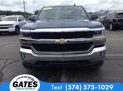 2017 Chevrolet Silverado 1500 Crew Cab 4x4, Pickup #M6548A - photo 4