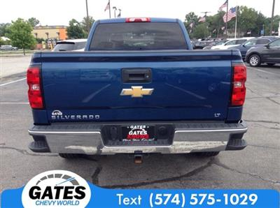 2017 Chevrolet Silverado 1500 Crew Cab 4x4, Pickup #M6548A - photo 6