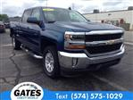 2017 Chevrolet Silverado 1500 Crew Cab 4x4, Pickup #M6548A - photo 3