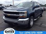 2017 Chevrolet Silverado 1500 Crew Cab 4x4, Pickup #M6548A - photo 1